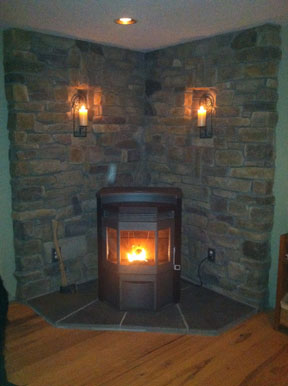 Wood Pellets Biomass Corn Stoves Green Heat Inc