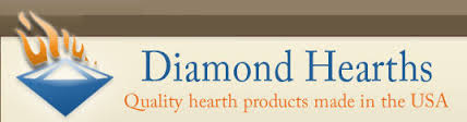 Diamond Hearth Pads
